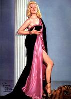 Diana Dors poster