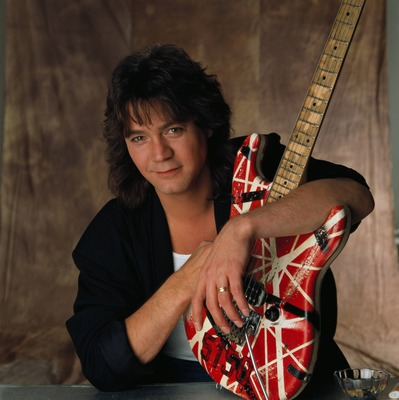 Image result for eddie van halen