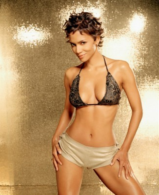 A Hot Halle Berry Poster