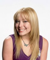 Hilary Duff poster