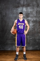 Ivica Zubac poster
