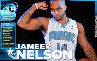 Jameer Nelson poster
