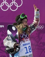 Jamie Anderson poster