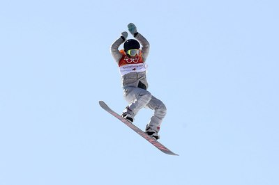 Snowboarding: Jamie Anderson Brings One More Gold Medal to ...