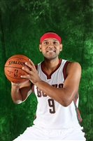 Jared Dudley poster