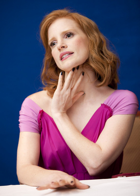 Jessica Chastain poster #2240880
