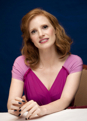 Jessica Chastain poster #2240885