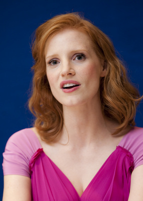 Jessica Chastain poster #2240889
