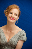 Jessica Chastain mousepad