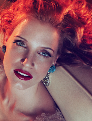 Jessica Chastain poster #2316124
