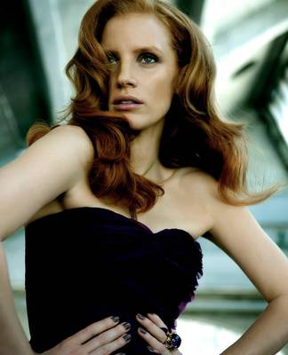 Jessica Chastain poster #2632835