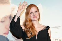 Jessica Chastain poster