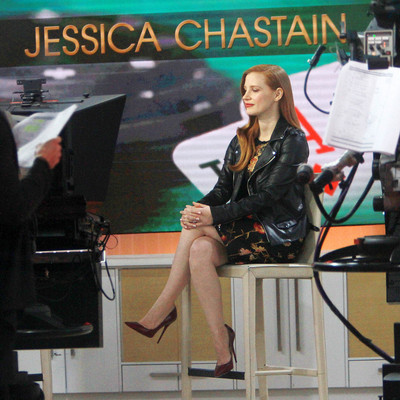 Jessica Chastain poster #2935655