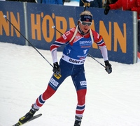 Johannes Thingnes Boe poster