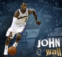 John Wall poster