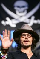 Johnny Depp & Orlando Bloom poster