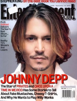 A Johnny Depp Poster