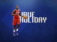 Jrue Holiday poster