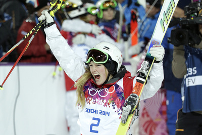 Justine Dufour-Lapointe poster #2370036