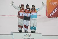 Justine Dufour-lapointe poster