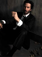 Keanu Reeves mousepad