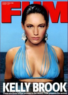 Kelly Brook poster #1261538