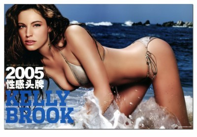 Kelly Brook poster #1261543