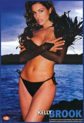 Kelly Brook poster #1309223