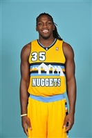 Kenneth Faried poster