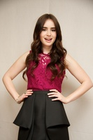 Lily Collins poster