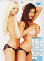Lucy Pinder & Michelle Marsh poster