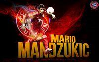 Mario Mandzukic poster
