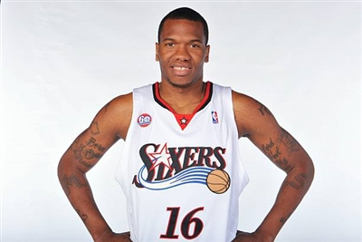 Marreese Speights poster #3447581