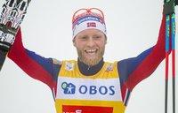 Martin Johnsrud Sundby poster