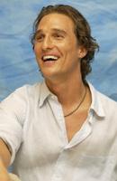 Matthew McConaughey poster