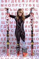 Mikaela Shiffrin poster