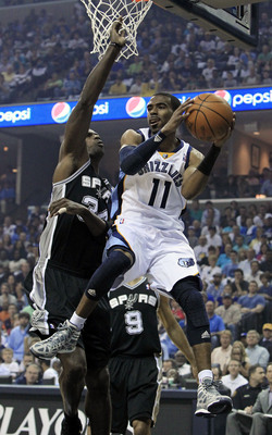 Mike Conley poster #1980079