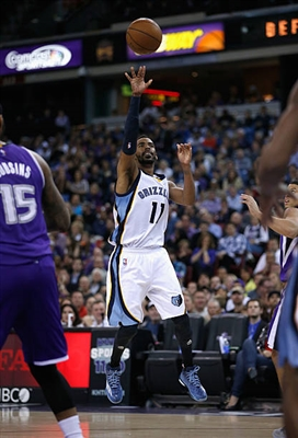 Mike Conley poster #3384475