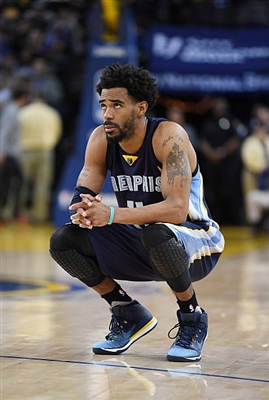 Mike Conley poster #3384477
