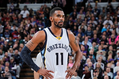 Mike Conley poster #3384497
