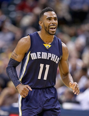 Mike Conley poster #3384499