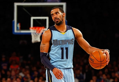 Mike Conley poster #3384500