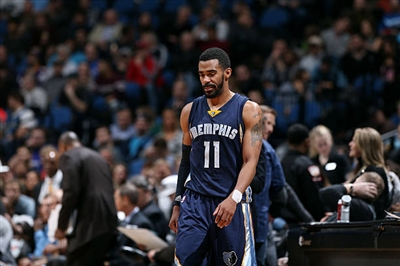 Mike Conley poster #3384517