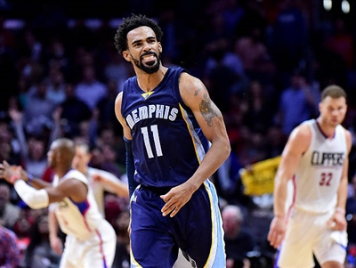 Mike Conley poster #3384525