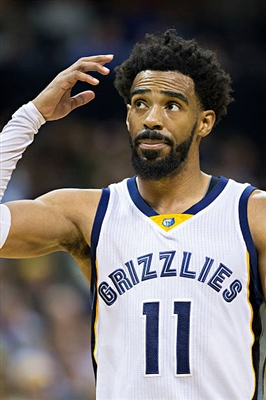 Mike Conley poster #3384542