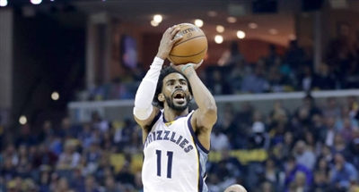 Mike Conley poster #3384543