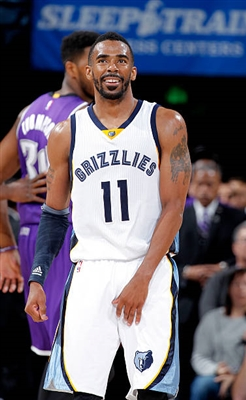 Mike Conley poster #3384551
