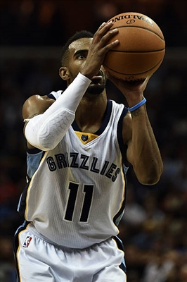 Mike Conley poster #3384553