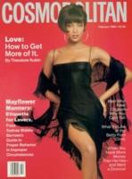 Naomi Campbell poster