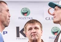 Oleksandr Usyk poster